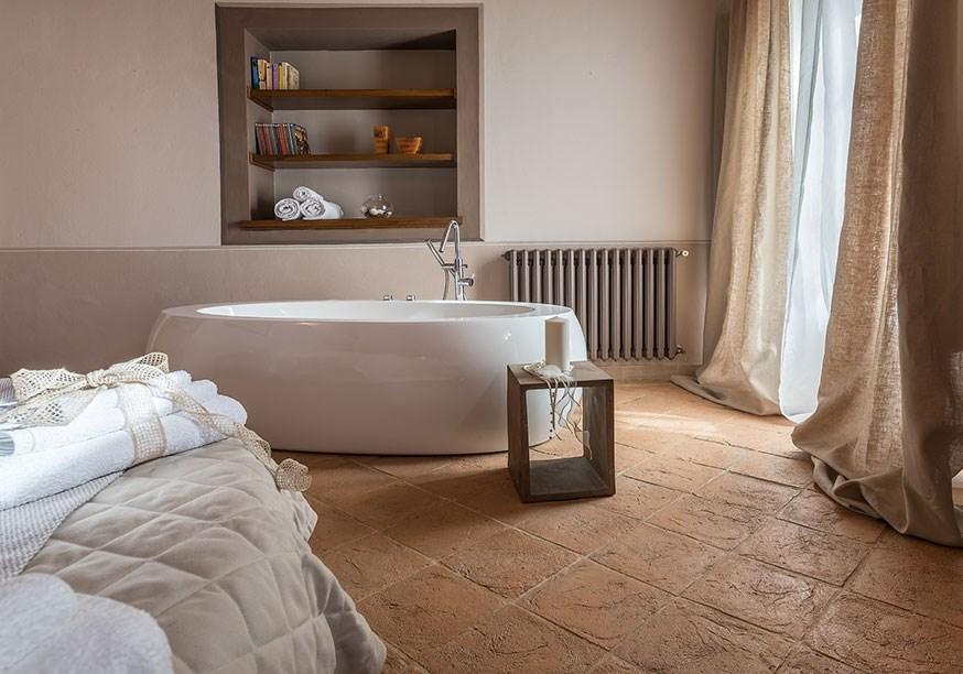 Poggio Istiano Appartamento mandorlo - Val d'Orcia
